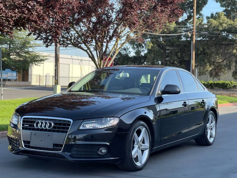 2009 Audi A4 for sale at AutoAffari LLC in Sacramento CA