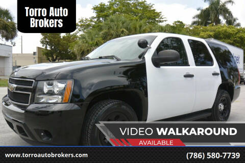 2008 Chevrolet Tahoe for sale at Torro Auto Brokers in Miami FL