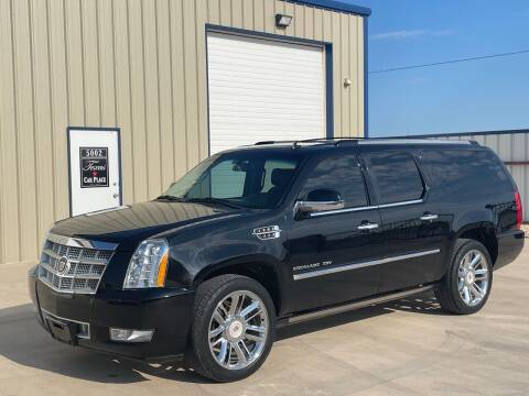 2012 Cadillac Escalade ESV for sale at TEXAS CAR PLACE in Lubbock TX