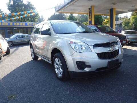 2013 Chevrolet Equinox for sale at Brooks Motor Company, Inc in Milwaukie OR