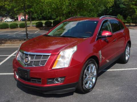 2010 Cadillac SRX for sale at Uniworld Auto Sales LLC. in Greensboro NC