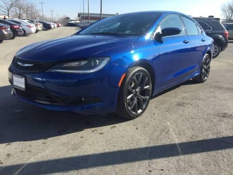 2015 Chrysler 200 for sale at CousineauCars.com in Appleton WI