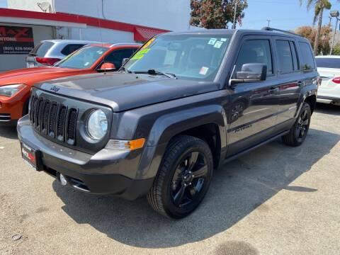 2015 Jeep Patriot for sale at Auto Max of Ventura in Ventura CA