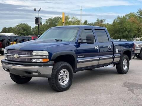 2001 Chevrolet Silverado 1500HD for sale at Island Auto Off-Road & Sport in Grand Island NE