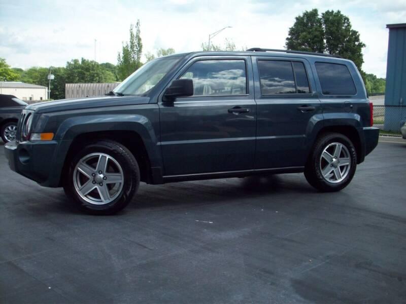 2008 Jeep Patriot for sale at Whitney Motor CO in Merriam KS