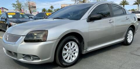 2010 Mitsubishi Galant for sale at Charlie Cheap Car in Las Vegas NV