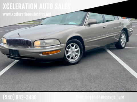 2000 Buick Park Avenue for sale at XCELERATION AUTO SALES in Chester VA