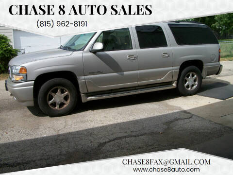 2005 GMC Yukon XL for sale at Chase 8 Auto Sales in Loves Park IL