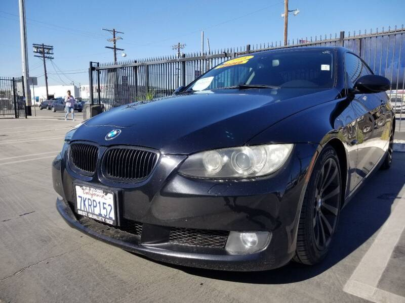 2008 BMW 3 Series for sale at Best Quality Auto Sales in Sun Valley CA