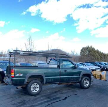 2004 GMC Sierra 2500HD for sale at Berkshire County Auto Repair and Sales in Pittsfield MA