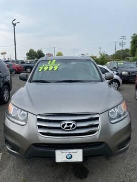 2012 Hyundai Santa Fe for sale at Mastro Motors in Garden City MI