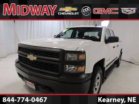 2015 Chevrolet Silverado 1500 for sale at Midway Auto Outlet in Kearney NE
