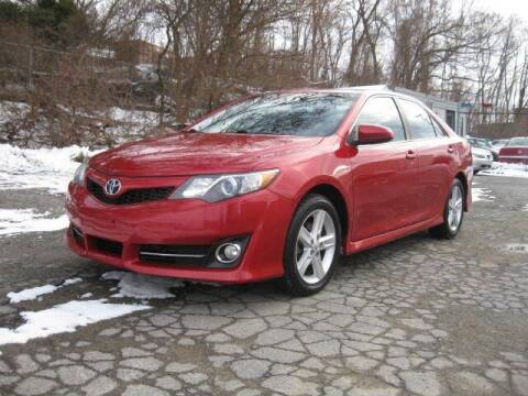 2013 Toyota Camry for sale at Jareks Auto Sales in Lowell MA