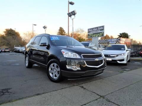 2012 Chevrolet Traverse for sale at Save Auto Sales in Sacramento CA