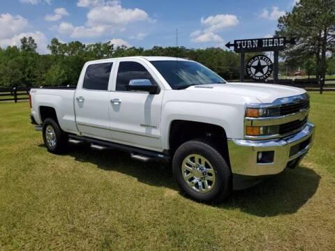 2015 Chevrolet Silverado 2500HD for sale at Bratton Automotive Inc in Phenix City AL