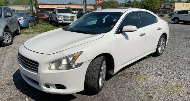 2011 Nissan Maxima for sale at Auto Mart in North Charleston SC