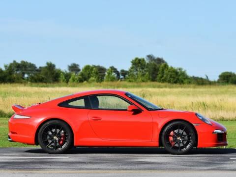 2016 Porsche 911 for sale at Ehrlich Motorwerks in Siloam Springs AR