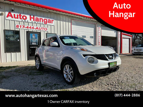 2013 Nissan JUKE for sale at Auto Hangar in Azle TX