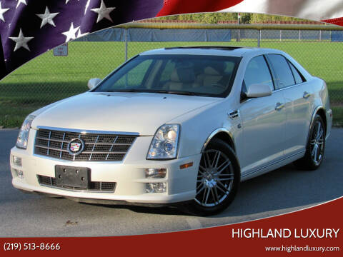 2008 Cadillac STS for sale at Highland Luxury in Highland IN