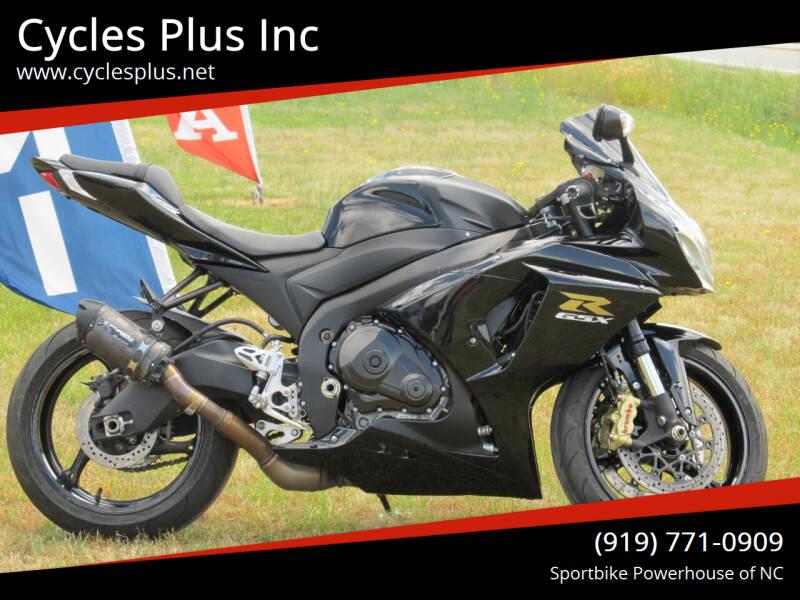 2014 Suzuki GSXR 1000 for sale at Cycles Plus Inc in Garner NC