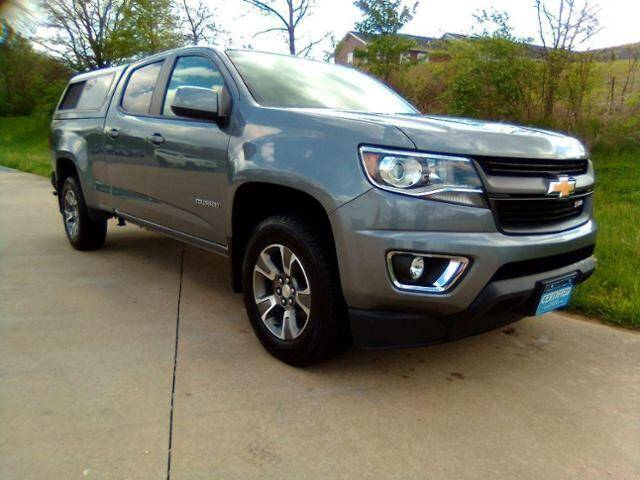 2018 Chevrolet Colorado for sale at MODERN AUTO CO in Washington MO