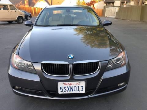 2006 BMW 3 Series for sale at SACRAMENTO AUTO DEALS in Sacramento CA