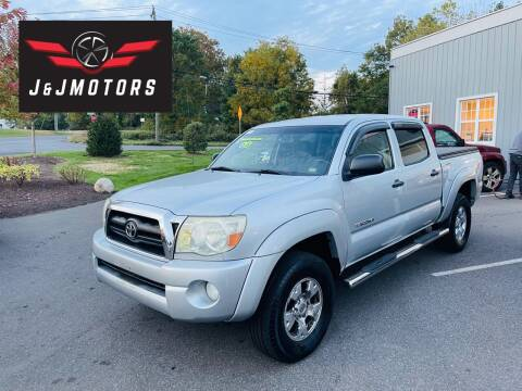 2006 Toyota Tacoma for sale at J & J MOTORS in New Milford CT