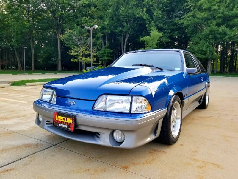 1992 Ford Mustang for sale at Lease Car Sales 3 in Warrensville Heights OH