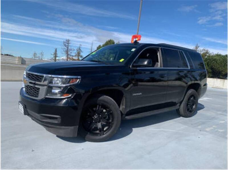 2016 Chevrolet Tahoe for sale at BAY AREA CAR SALES 2 in San Jose CA