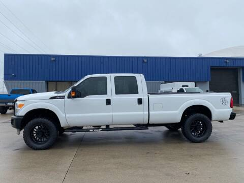 2011 Ford F-350 Super Duty for sale at HATCHER MOBILE SERVICES & SALES in Omaha NE