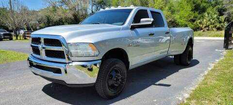 2015 RAM Ram Pickup 3500 for sale at Gator Truck Center of Ocala in Ocala FL