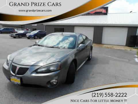 2005 Pontiac Grand Prix for sale at Grand Prize Cars in Cedar Lake IN