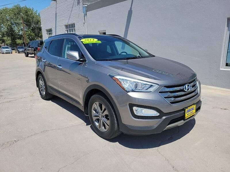 2014 Hyundai Santa Fe Sport for sale at CHURCHILL AUTO SALES in Fallon NV