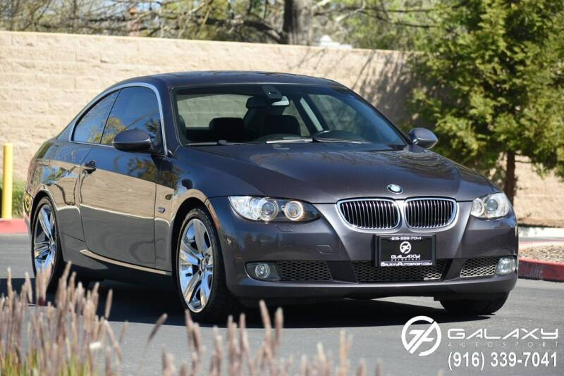 2007 BMW 3 Series for sale at Galaxy Autosport in Sacramento CA