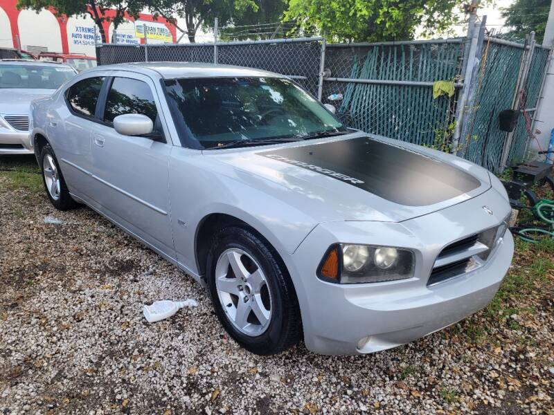 2009 Dodge Charger for sale at All Around Automotive Inc in Hollywood FL