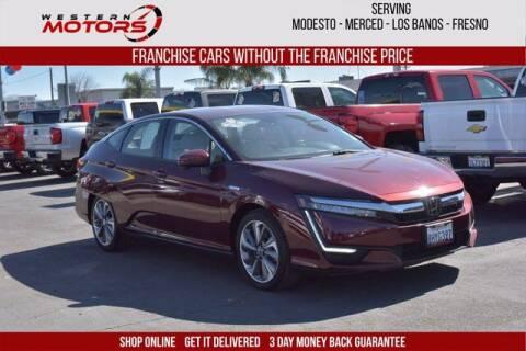 2018 Honda Clarity Plug-In Hybrid for sale at Choice Motors in Merced CA