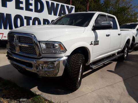 2017 RAM Ram Pickup 3500 for sale at Speedway Motors TX in Fort Worth TX