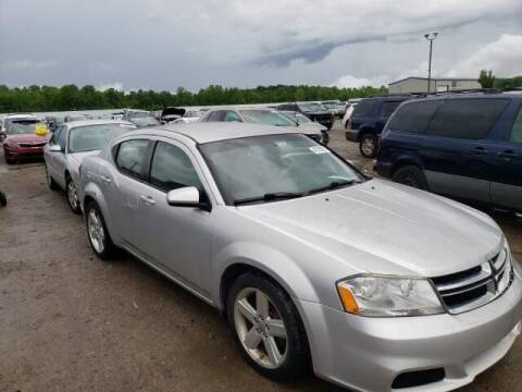2011 Dodge Avenger for sale at GREAT DEAL AUTO SALES in Center Line MI
