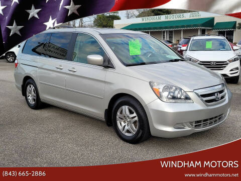 2005 Honda Odyssey for sale at Windham Motors in Florence SC