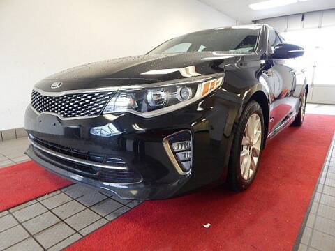 2018 Kia Optima for sale at Glory Auto Sales LTD in Reynoldsburg OH