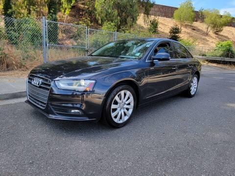2013 Audi A4 for sale at Gateway Motors in Hayward CA