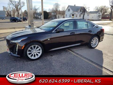 2021 Cadillac CT5 for sale at Lewis Chevrolet Buick Cadillac of Liberal in Liberal KS