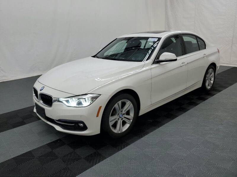 2017 BMW 3 Series for sale at SILVER ARROW AUTO SALES CORPORATION in Newark NJ