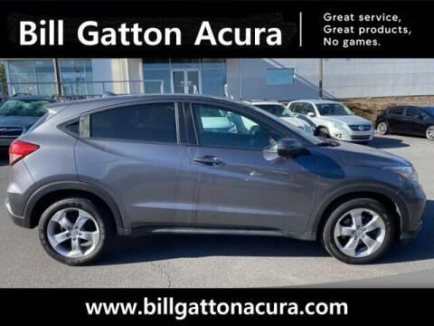 2016 Honda HR-V for sale at Bill Gatton Used Cars - BILL GATTON ACURA MAZDA in Johnson City TN