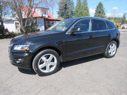 2011 Audi Q5 for sale at Triple C Auto Brokers in Washougal WA