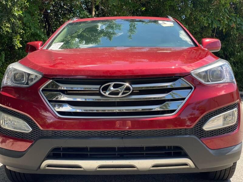 2016 Hyundai Santa Fe Sport for sale at HIGH PERFORMANCE MOTORS in Hollywood FL