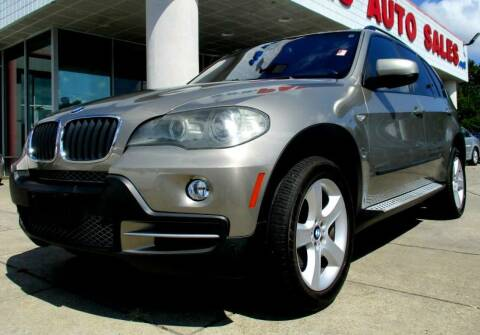 2009 BMW X5 for sale at Pars Auto Sales Inc in Stone Mountain GA