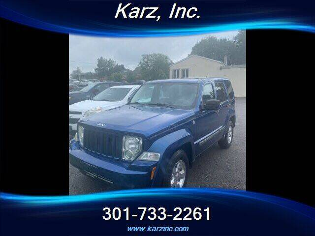 2010 Jeep Liberty for sale at Karz INC in Funkstown MD