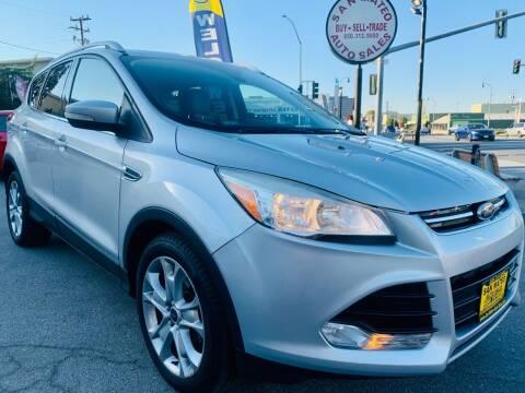 2016 Ford Escape for sale at San Mateo Auto Sales in San Mateo CA