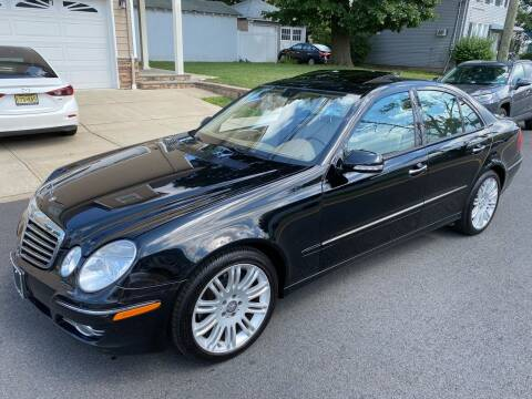 2008 Mercedes-Benz E-Class for sale at Jordan Auto Group in Paterson NJ
